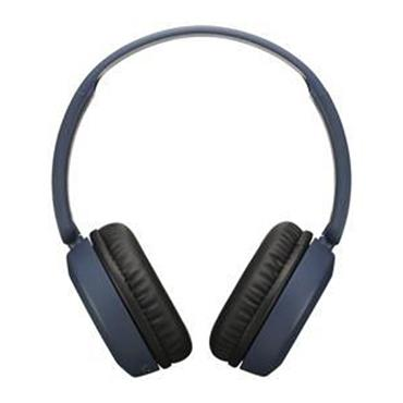 Jvc Blue On Ear Bluetooth Headphones