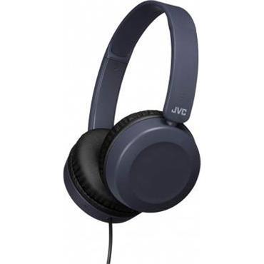 JVC On Ear Headphones Blue