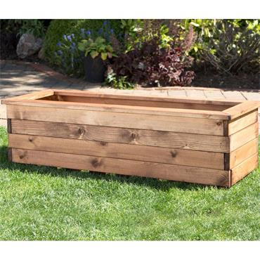 Large Trough Planter (Treated & Oiled)