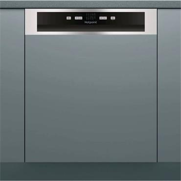 Hotpoint Semi Integrated Dishwasher 13-Place