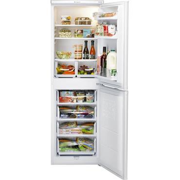 Hotpoint 50/50 White Fridge Freezer