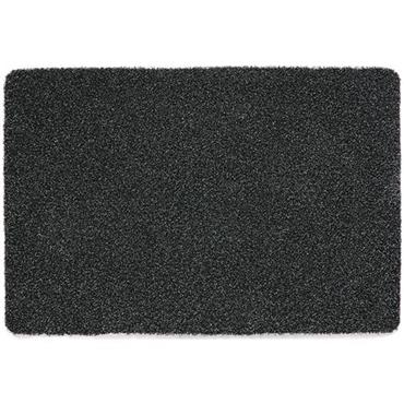 Hug Rug Outdoor Charcoal 60x80
