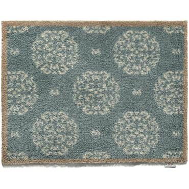 Hug Rug Home Blue Allium Heads 65x85