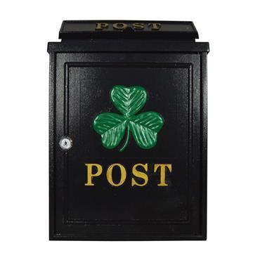 De Vielle Failte Gold Diecast Post Box