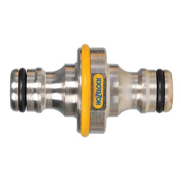 Hozelock 2044 Pro Metal Double Male Connector 12.5mm