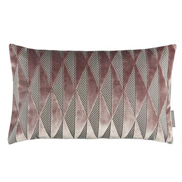 Harlequin Irradiant Cushion Rose Quartz 50x30