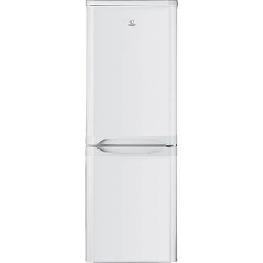 Indesit 55cm X 157cm White Combi Fridge Freezer
