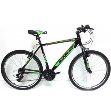 "Bentini Altitude Alloy Bike 26"" Wh 22"" Frame"