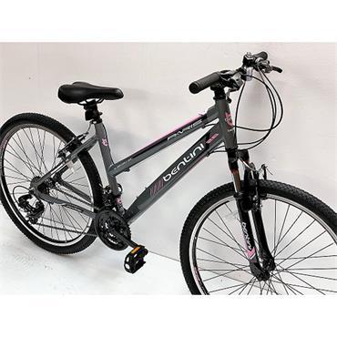 "Bentini Paris Alloy Ladies 26"" Wheel 17"" Frame Bicycle"
