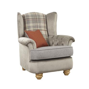 Ingles Wing Back Chair
