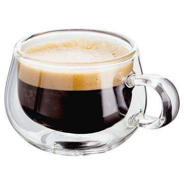 Judge Espresso Glasses 75ml 2pk
