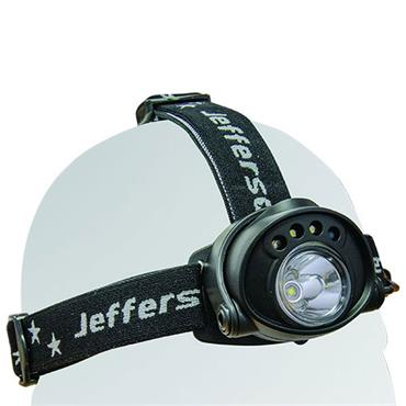 Jefferson 200lm Rechargeable Headlamp with Motion Sensor
