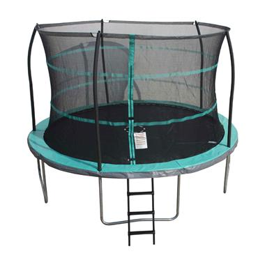 12ft Trampoline & Enclosure Kit