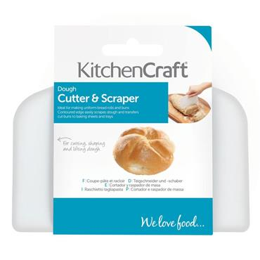KitchenCraft Dough Cutter & Scraper
