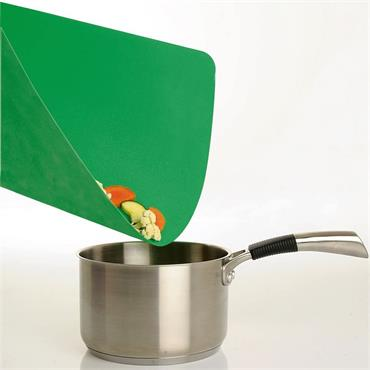 KitchenCraft Flexible Colour Coded Plastic Cutting Mats