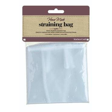 KitchenCraft 30cm Straining Bag Polyester
