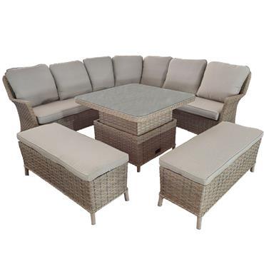 Kensington Corner Lounge Set