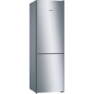 Bosch Serie 4 Frost Free Stainless Steel 60/40 Fridge Freezer