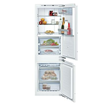 Bosch Fridge Freezer White