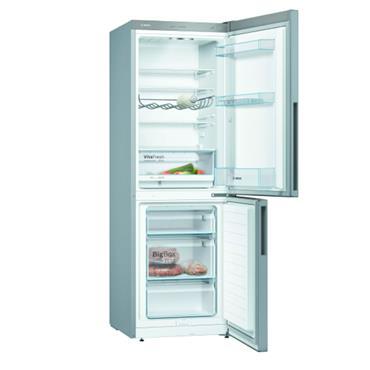 Bosch Fridge Freezer Silver