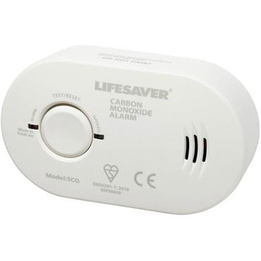Lifesaver Carbon monoxide Alarm 7 Year Sensor