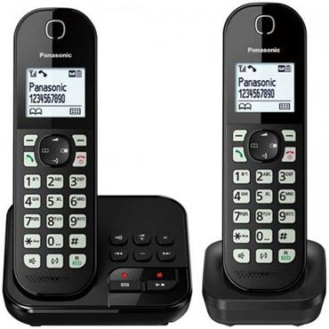 Panasonic Twin Digital Cordless Phone with Deck