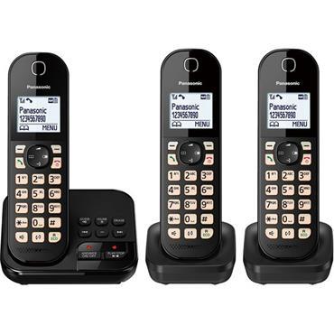 Panasonic Trio Digital Cordless Phone & Answer Machine