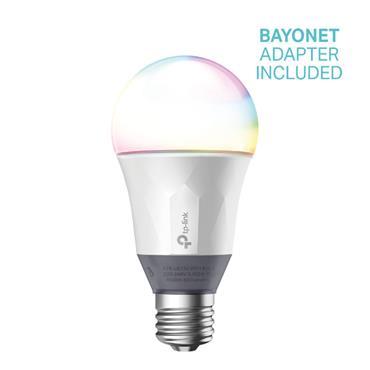TP Link Kasa Smart Wi-Fi LED Bulb with Multicolour