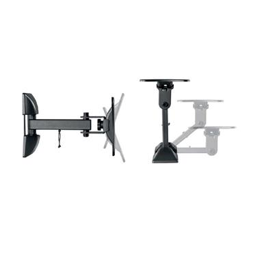 """iTech Full Motion Wall Mount Bracket For 13"""" to 27"""" TV"""