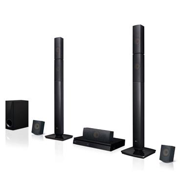 Lg 5.1 Surround Sound Bluray Kit