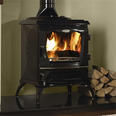 Waterford Stanley Lismore Boiler Stove Black Enamel