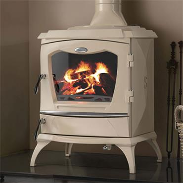 Waterford Stanley Lismore Boiler Stove Cream Enamel