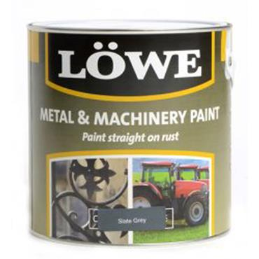 Lowe Rust Paint Slate Grey 500ml