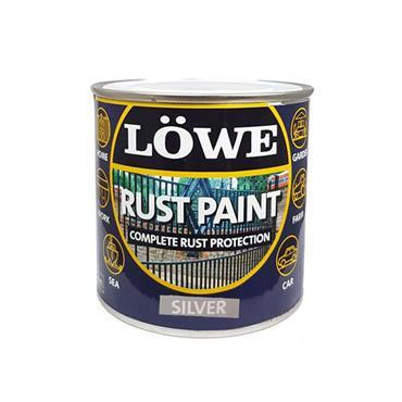 Lowe Rust Paint Silver 250ml