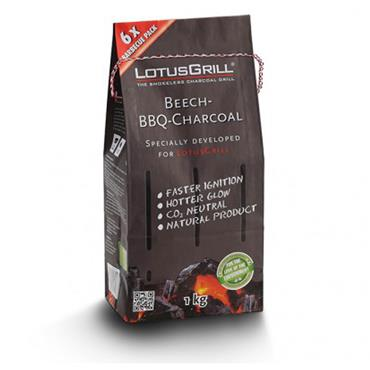 LotusGrill Beechwood Charcoal 1kg