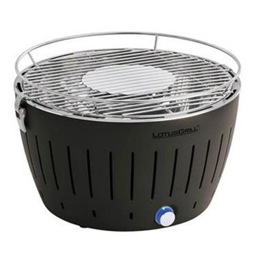 """LotusGrill G340 13"""" BBQ Anthracite Grey"""