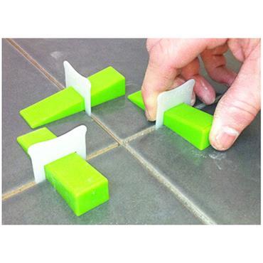 Levtec Tile Levelling System Wedges (250 Pack)