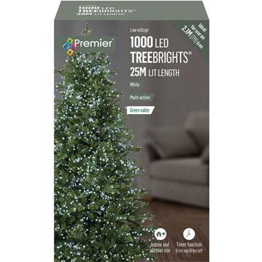 White 1000 LED Treebrights