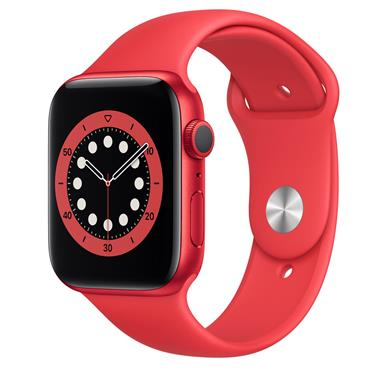 Apple Watch Series 6 44mm Red / Red Band