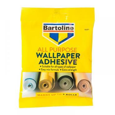 Bartoline All Purpose Wallpaper Adhesive (5 Roll Pack)