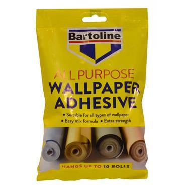 Bartoline All Purpose Wallpaper Adhesive (10 Roll Pack)