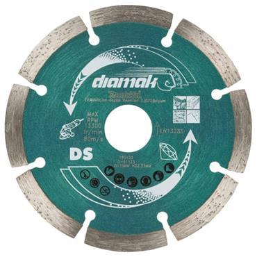 Makita D-61123 Diamak Diamond Blade 115 x 22.23mm
