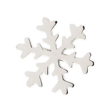 Snowflake Napkin Ring Silver