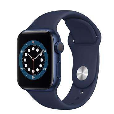 Apple Watch Series 6 40mm Blue / Navy Band