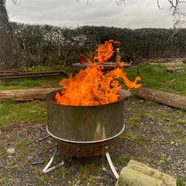 Midos Phoenix Fire Pit 2