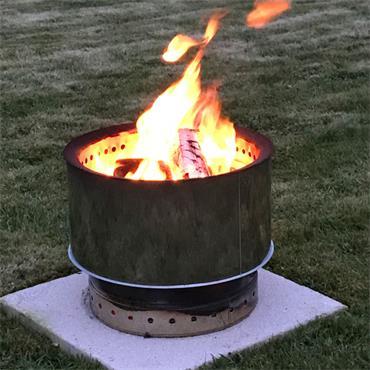 Midos Phoenix Fire Pit 1