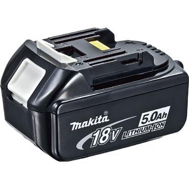 Makita 18v Bl1850b 5ah Li Ion Battery