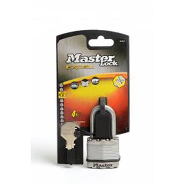 Masterlock Long Shackle Laminated Steel Padlock 45mm