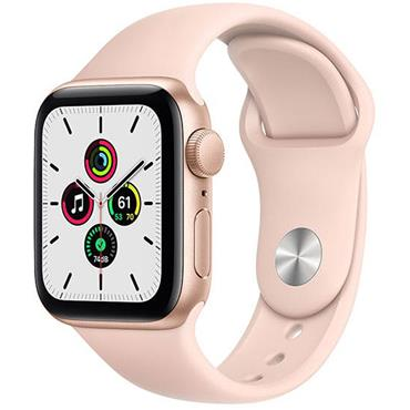 Apple Watch Se 40mm Gold Case / Pink Band