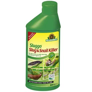 Neudorff Organic Slug & Snail Killer 800g